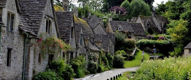 paket tour uk countryside